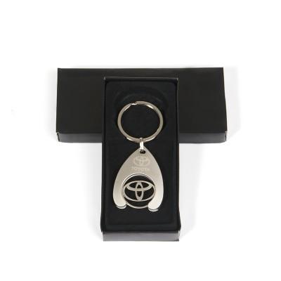 Porte-clé avec pièce