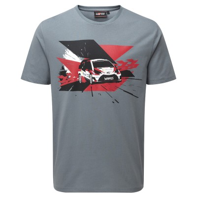 TOYOTA GAZOO Racing WRC  T-shirt voiture