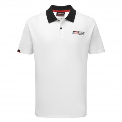 Polo blanc pour homme TGR 18