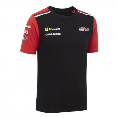 T-shirt de l'équipe WRC 18 pour enfants