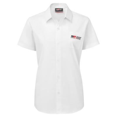Chemise à manches courtes TOYOTA GAZOO Racing Lifestyle pour femme