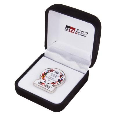 Pin's vainqueur TOYOTA GAZOO Racing