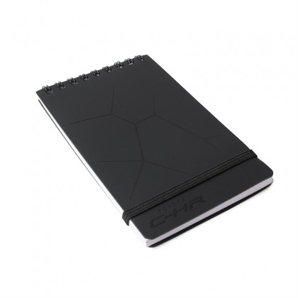 Cahier de notes A7 Toyota C-HR