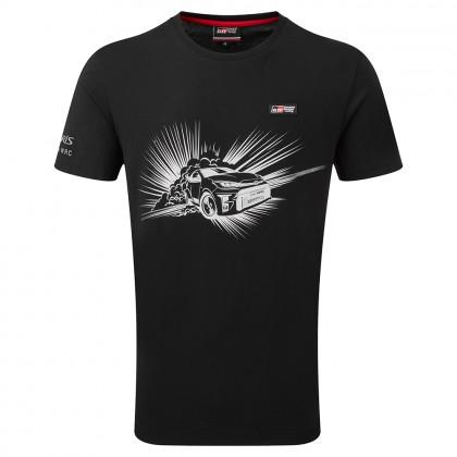 T-shirt avec voiture GR Yaris