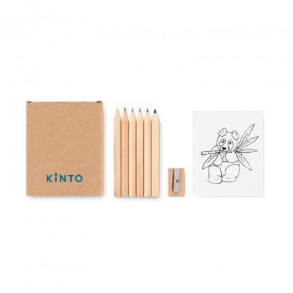 Kit de dessin Kinto