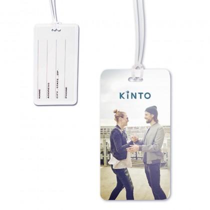 Étiquette à bagage Kinto