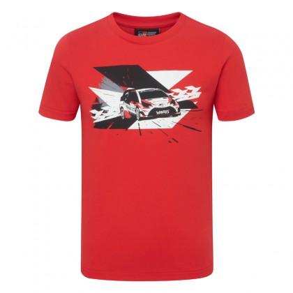 TOYOTA GAZOO Racing WRC  T-shirt voiture pour enfant