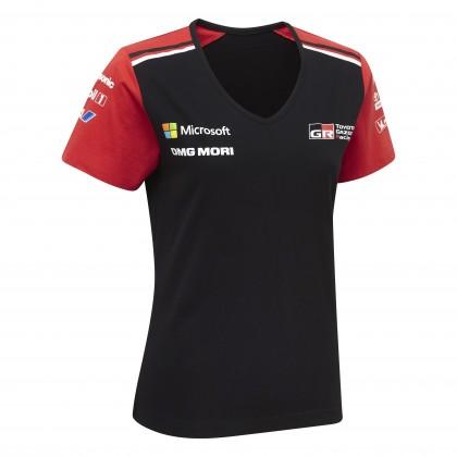 T-shirt de l'équipe WRC 18 pour femme