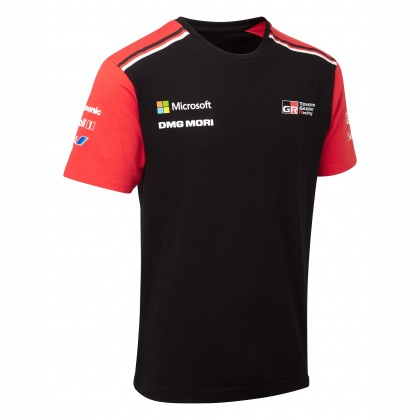 T-shirt de l'équipe WRC 18 pour homme