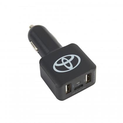 Chargeur pour voiture 2USB
