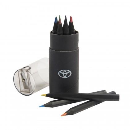 Ensemble de crayons