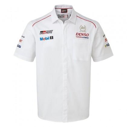 Chemise victoire Le Mans de la TOYOTA GAZOO Racing