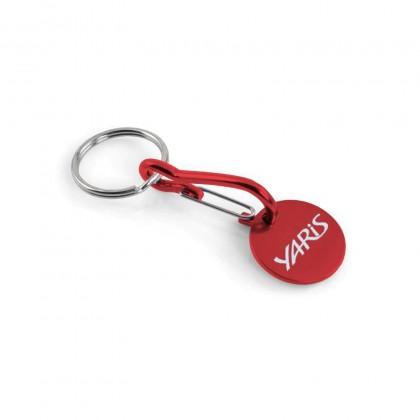 Porte-clés jeton Yaris