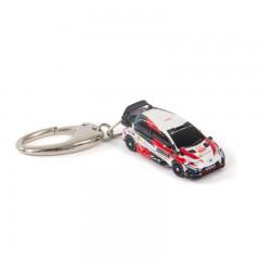 Porte-clés Voiture WRC 18