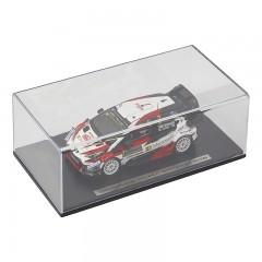 WRC échelle 1/43ème, voiture miniature de collection n ° 7 édition limitée