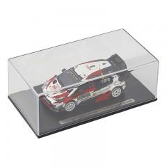 WRC 1/43ème, voiture de collection n ° 9 édition limitée