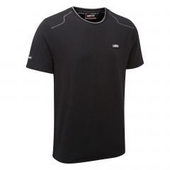 T-shirt noir classique TOYOTA GAZOO Racing Lifestyle pour homme
