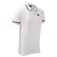 Polo blanc TOYOTA GAZOO Racing Lifestyle pour homme