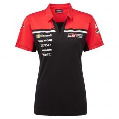 Polo de l'équipe TOYOTA GAZOO Racing pour femme