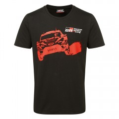 T-shirt TOYOTA GAZOO Racing Car
