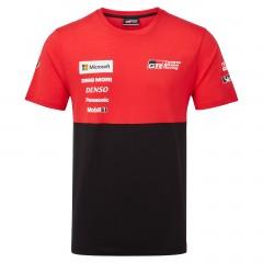 T-shirt de l'équipe TOYOTA GAZOO Racing pour homme