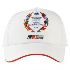 Casquette vainqueur TOYOTA GAZOO Racing