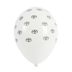 Ballon blanc